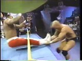 Hollywood Blondes vs. Marcus Bagwell and Too Cold Scorpio (10 02 1993)