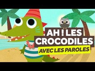 Ah ! Les Crocodiles (avec les paroles) - Comptines pour Bébé - Le Monde Des Zibous