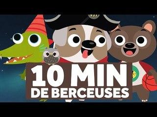 10 Minutes de Berceuses pour les Enfants - Le Monde Des Zibous