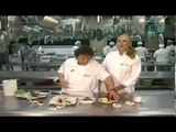 Receta para preparar ensalada mixta de verano. Receta de ensalada / Instituto Culinario Coronado