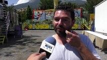 D!CI TV : un manège de 45 mètres pour les Grandes Fêtes d'été d'Embrun