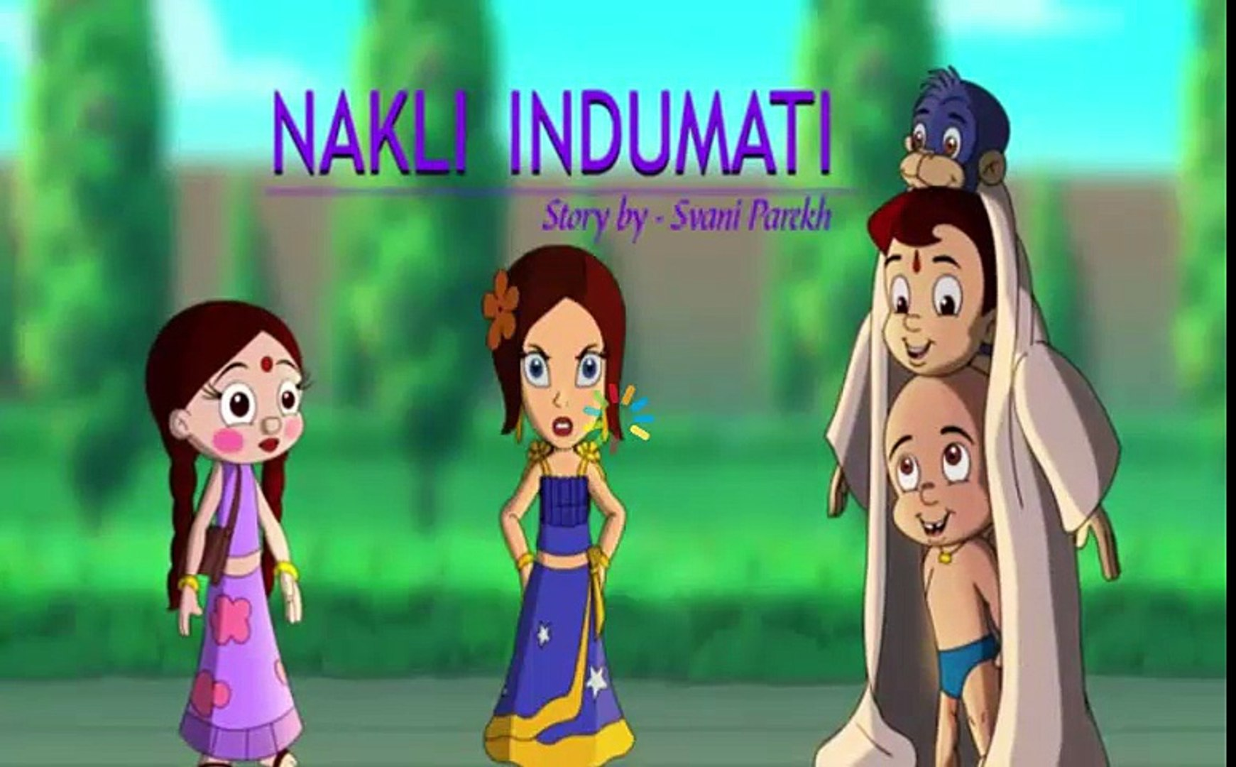 Chota Bheem  Kali Indumati In Hindi Full Episode 2017 NEW