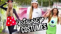 DIY DISNEY-PIXAR HALLOWEEN COSTUMES- Baymax, Minnie & Monsters Inc.! By LaurDIY
