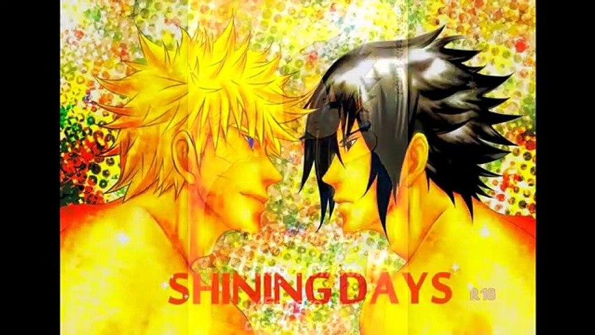 Doujinshi narusasu R18- shining days parten 2 (español)