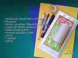 Escroquerie avec domestiques boîtes en carton Crafts innove tubes Crafts