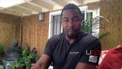Michael Jai White On How He Train His Body