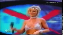 WWF Smackdown Xtreme 2000: The Kat Strips Down & The Right To Censor Interrupts The Kat