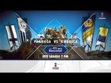 No te pierdas el Pachuca vs. América en Imagen Televisión | Imagen Deportes