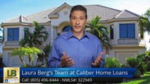 Laura Berg's Team at Caliber Home Loans Westlake Village Outstanding 5 Star Review by Juli P.