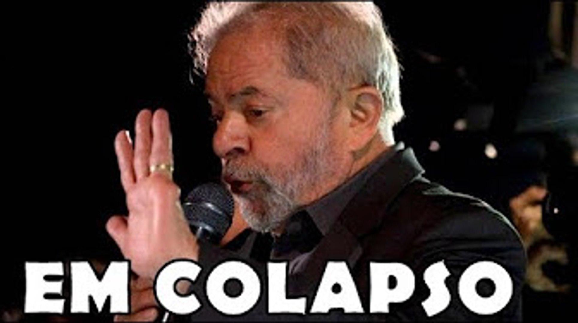 Lula em Pânico! TRF4 aumenta pena de condenado por Sérgio Moro e petista joga a toalha
