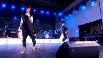 Justin Bieber Live Performing Boyfriend