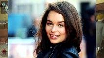 10 Facts About Emilia Clarke (Daenerys Targaryen)