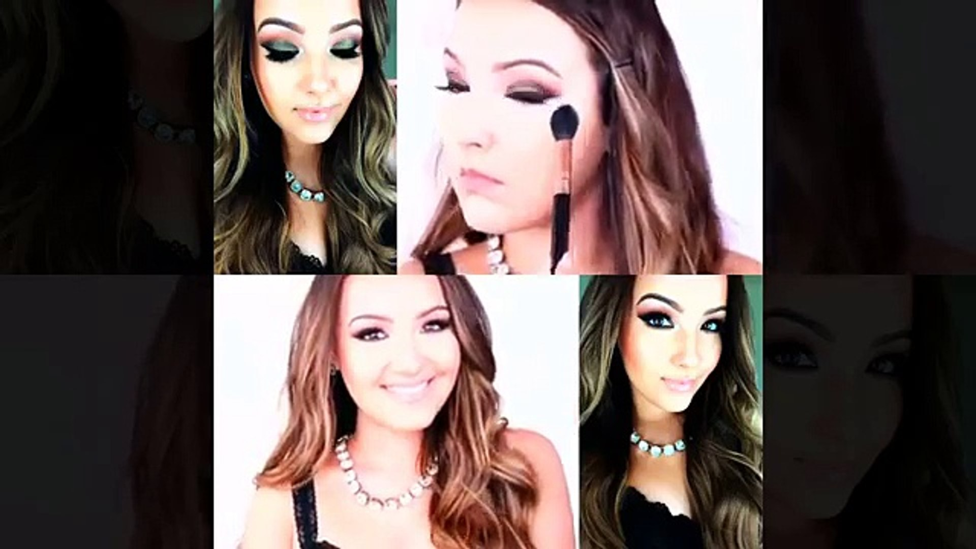 Makeup Tutorial Compilation - Easy And Beautiful Makeup Tutorial Compilation Videos 2017