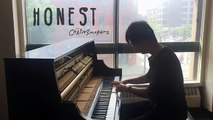 The Chainsmokers - Honest (Tony Ann Piano Cover)
