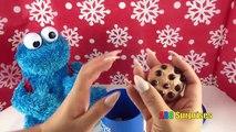 Dix biscuit comte compte aliments pour animaux aliments pour enfants Apprendre monstre à Il jouets avec 1 pl