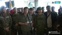 Duterte shot back at Noy after calling drug war is useless