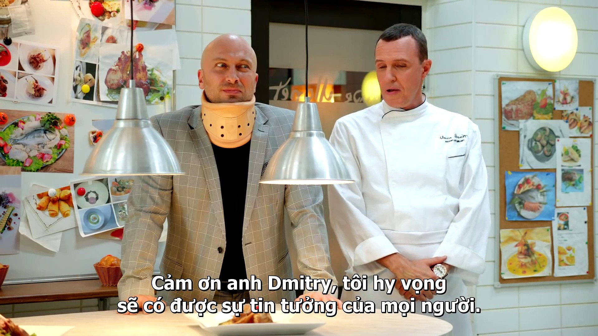 Tập 63 Kitchen - Nhà Bếp (hài Nga) (Кухня (телесериал)) 2012 HD-VietSub