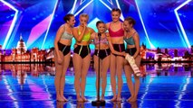 Alesha Gives Just Us GOLDEN BUZZER | Week 2 | Britains Got Talent 2017