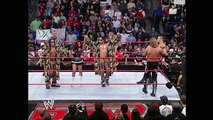Rated RKO and MNM vs. The Hardy Boyz and DX