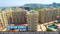 1 BHK, 2 BHK and 3 BHK Flats in Pune   Wagholi Properties   Nyati Elan - Nyati Group