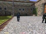 Counter-Strike v1.6 gameplay with Hard bots - Cobble - Counter-Terrorist (Old - 2014)
