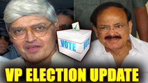 Vice-president elections: Update on voting    Oneindia News
