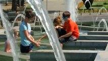 Temperatures hit dangerous levels in European heatwave dubbed 'Lucifer'