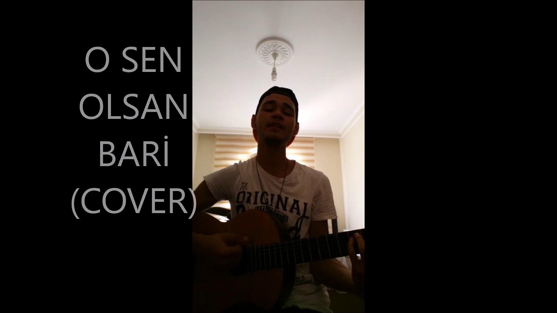 Aleyna Tilki - O SEN OLSAN BARİ (Gitar Cover)