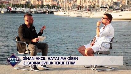 Sinan Akçıl: İki kez imam nikahı kıydım