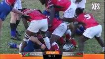 La Namibie remporte la Coupe d'Afrique