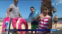 Pyrénées-Atlantiques : des bracelets pour identifier les enfants perdus sur les plages