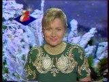 """Antenne 2 - 29 Décembre 1990 - Fin """"Sport Passion"""", pubs, teaser, jingles, speakerine"""