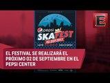 Enrique Montes presenta el Pepsi Ska Fest 2017