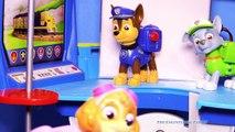 Aide croquette parodie patrouille patte jouer jouets vidéo avec Nickelodeon doh puppie krank