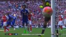 Arsenal 1-1 Chelsea HD   Full English Highlights - FA Community Shield 06.08.2017
