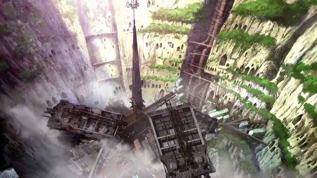 Last Exile Fam, the Silver Wing Episode 1