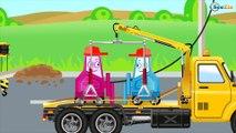 Мультик Трактор едет - Трактора для Детей Аграрная машинерия Грузовичок - Мультфильмы для детей