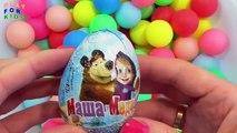 Y bolas colores en en Aprender sorpresas el en ● bolas de color enseñar sorpresas