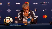 Manchester United vs Real Madrid 1-1 (2-1) _ Jose Mourinho Post Match Press Conf