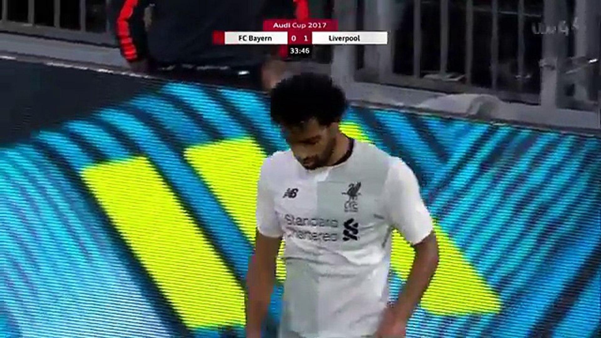 Bayern Munich vs Liverpool 0-3 - All Goals & Highlights - Friendly 01_08_2017 HD