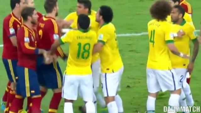 Brazil vs Spain 3-0 - All Goals & Highlights - Confederations Cup Final - 30_06