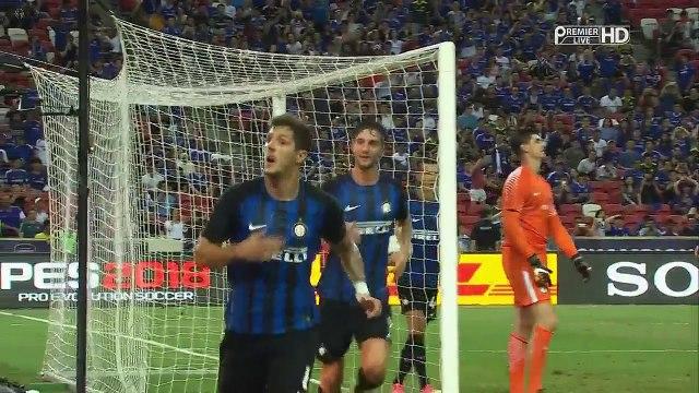Chelsea vs Inter Milan 1-2 - All Goals & Highlights - Friendly 29_07_2017 HD