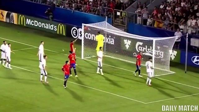 Spain U21 vs Italy U21 3-1 - All Goals & Highlights - Semi Final 27_06_2017 HD