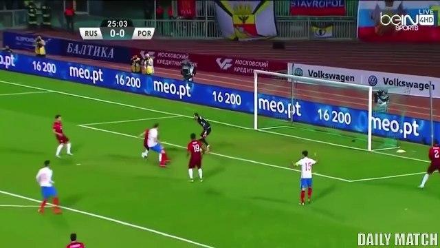 Russia vs Portugal 1-0 - All Goals & Highlights - International Friendly 14_11_2