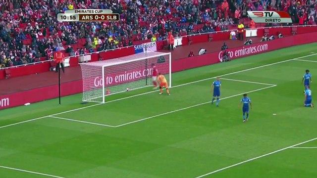 Arsenal vs Benfica 5-2 All Goals & Highlights HD 29.07.2017 Friendly