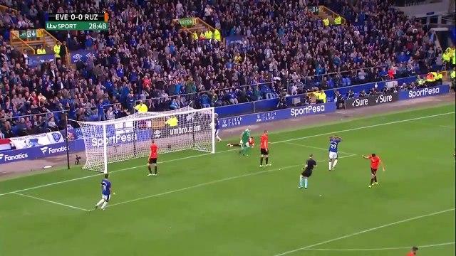 Everton vs Ruzomberok 1-0 All Goals & Highlights 27.07.2017 HD Europe League