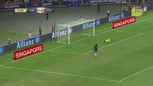 Rafinha Longshot Goal Chelsea vs Bayern Munich 0-2 International Champions Cup 2