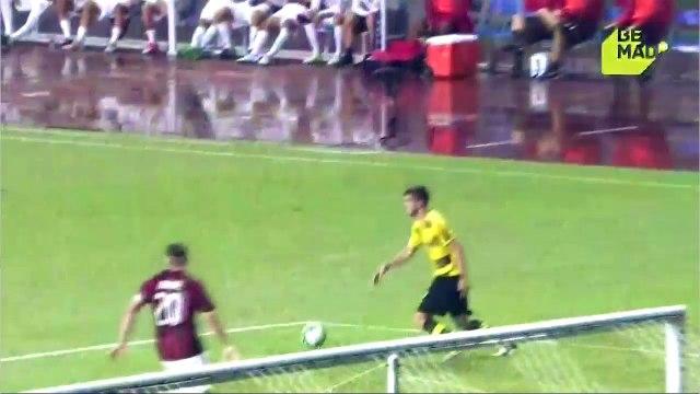 AC Milan vs Borussia Dortmund 1-3 All Goals & Highlights 18_07_2017 HD