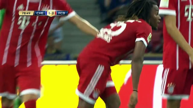 Alvaro Morata DEBUT vs Bayern Munich Full HD 1080i (25_07_2017) - English Commen