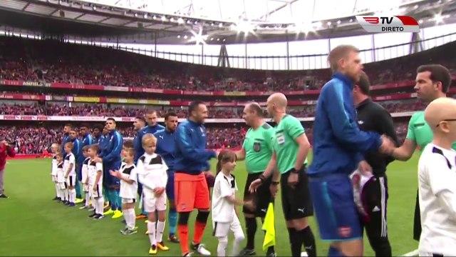 Arsenal vs Benfica 5-2 All Goals & Highlights 29_07_2017 HD